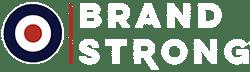 BrandStrong Logo on White