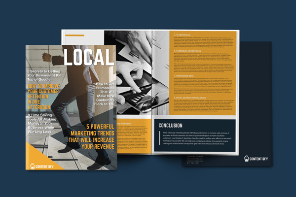 Local Magazine Design