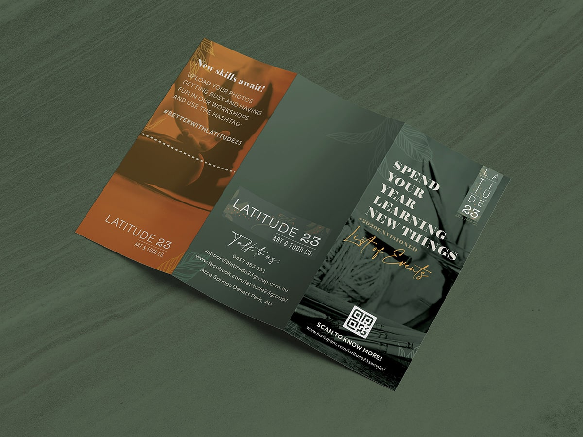 Nidus Trifold Brochure Back