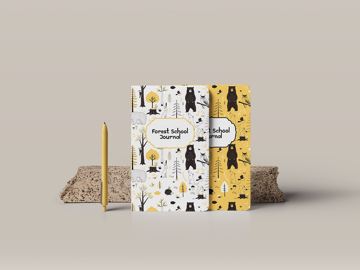 Notebook Cover Design A
