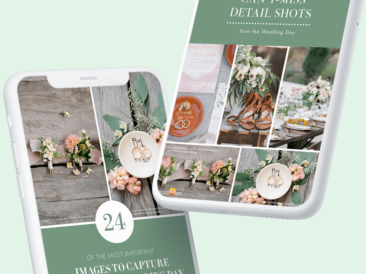 ShootDotEdit Pinterest Template