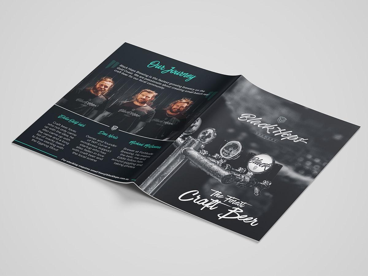 BlackHops Brochure LayFlat