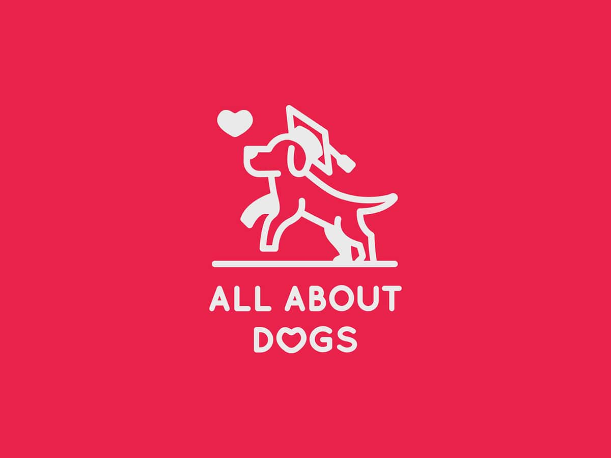 All About Dogs Logo