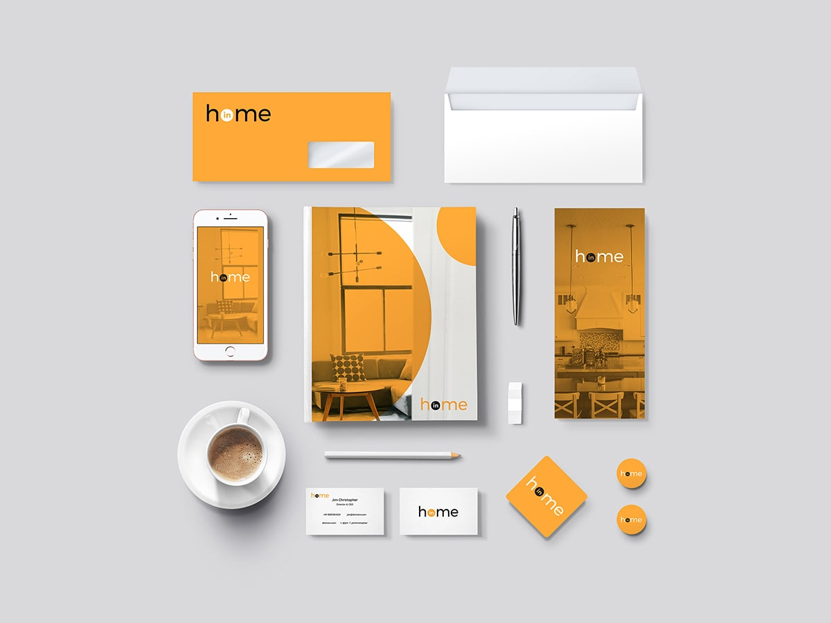 Funnel Vision Branding Collateral
