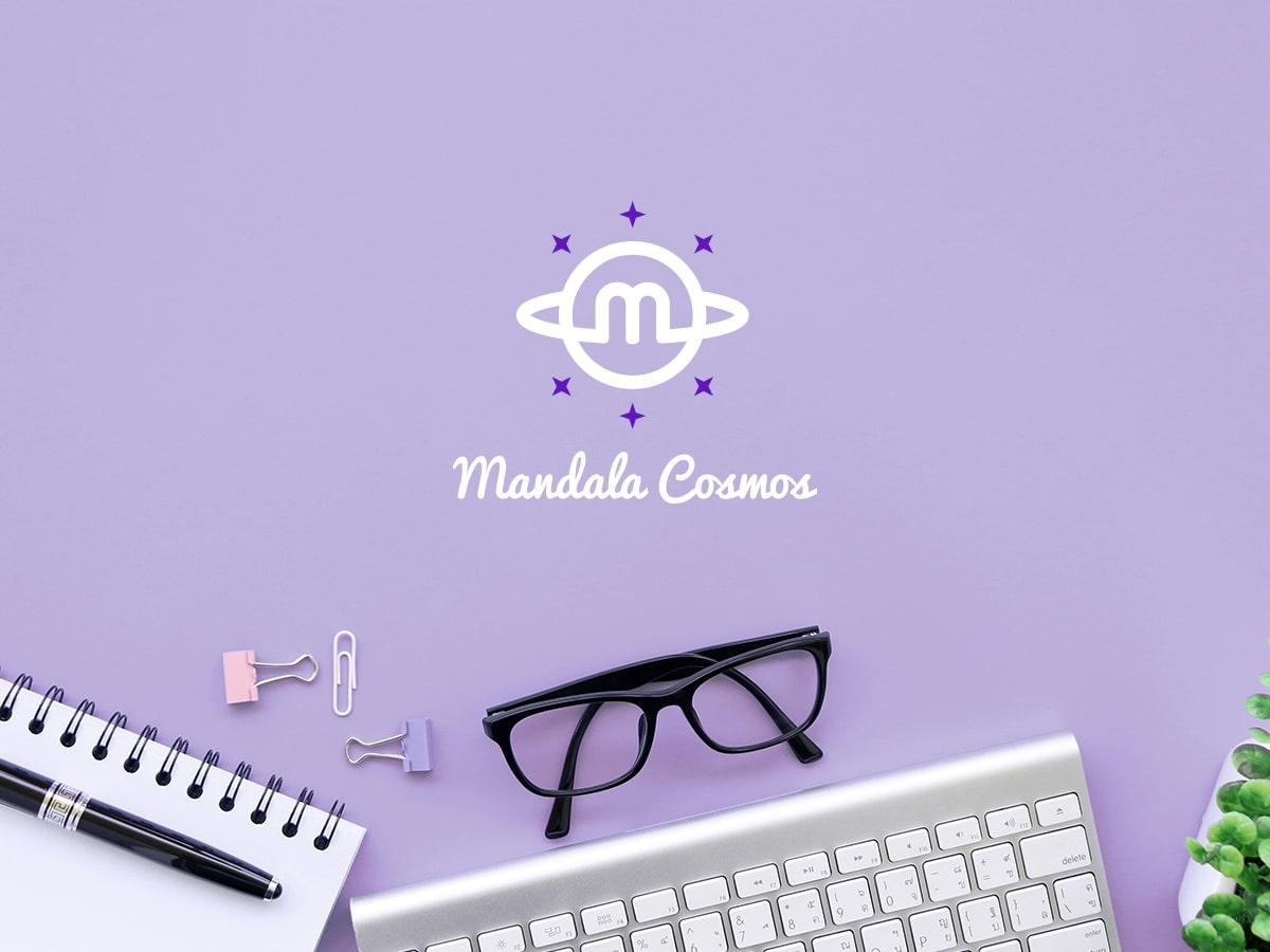 Humanimal Mandala Logo Design