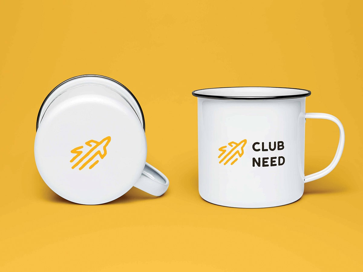 Lykki Club Need Cup Design