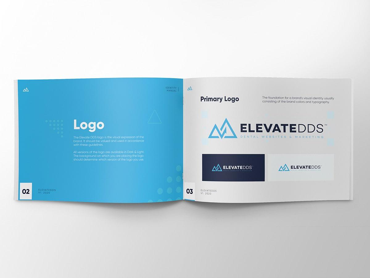 Elevate DDS Branding StyleGuide