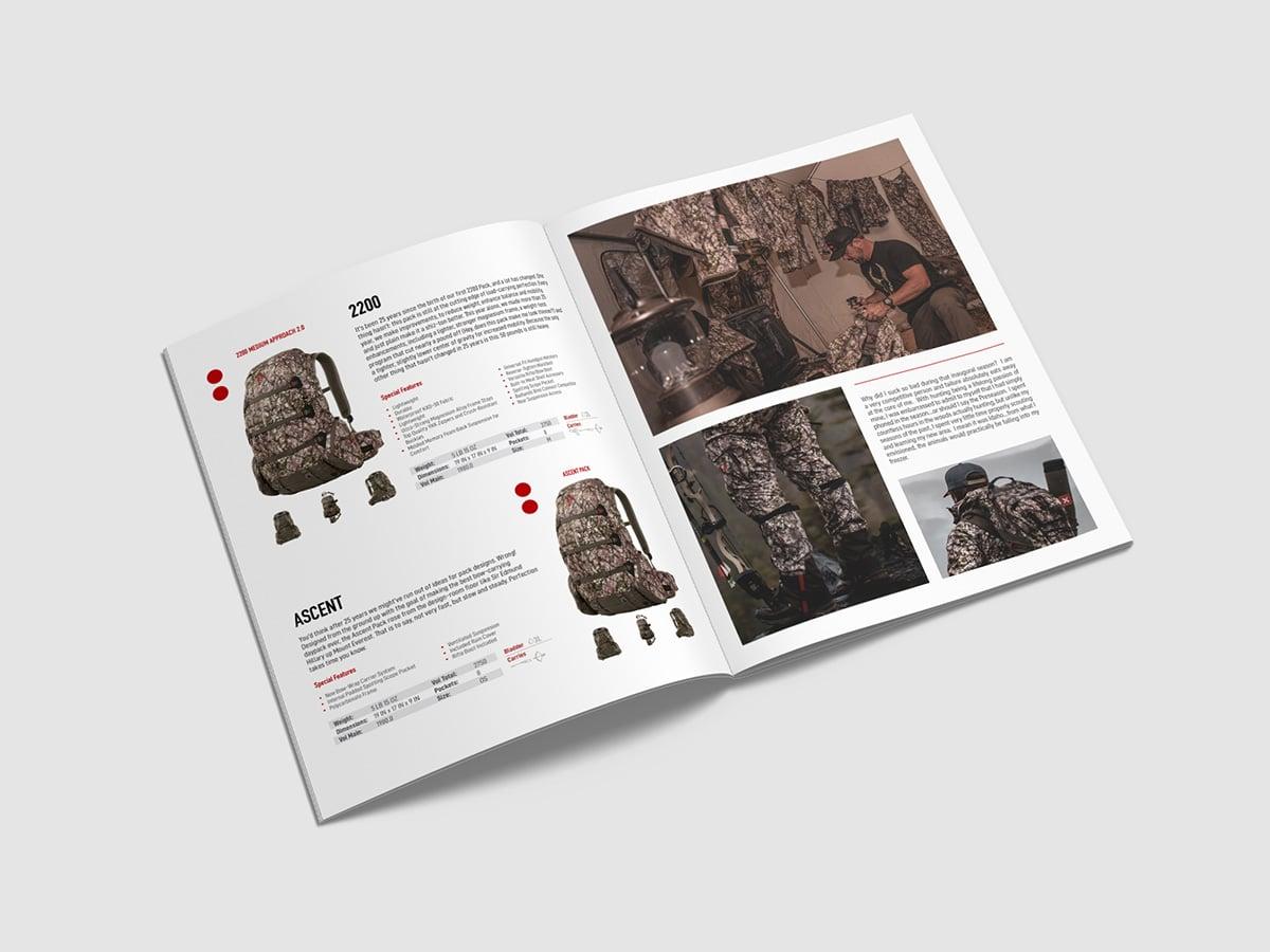Badlands 2020 Catalog Layflat