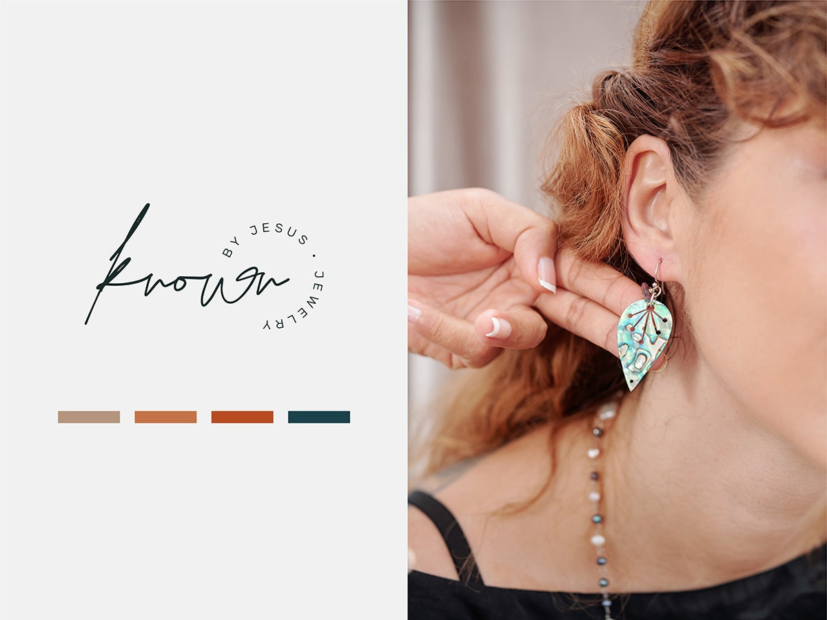 Known Jewelry Logo Design