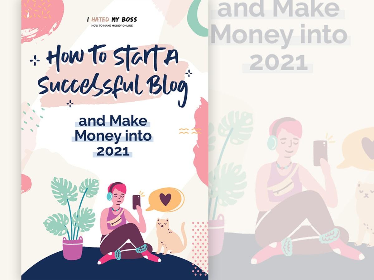 IHMB How to Start a Successful Blog Design 1