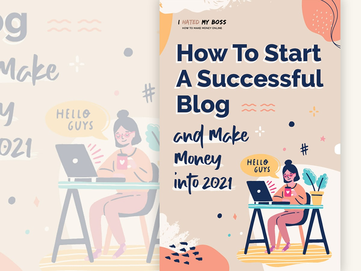 IHMB How to Start a Successful Blog Design 2