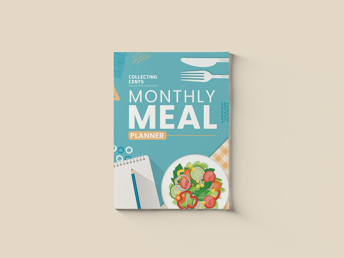Collecting Cent Meal Prep Lead Magnet Design