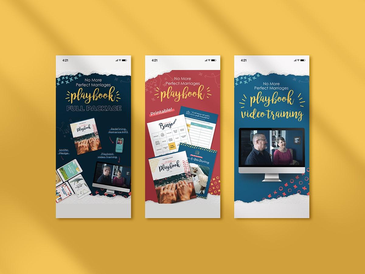 All Playbook Social Media Templates Layflat