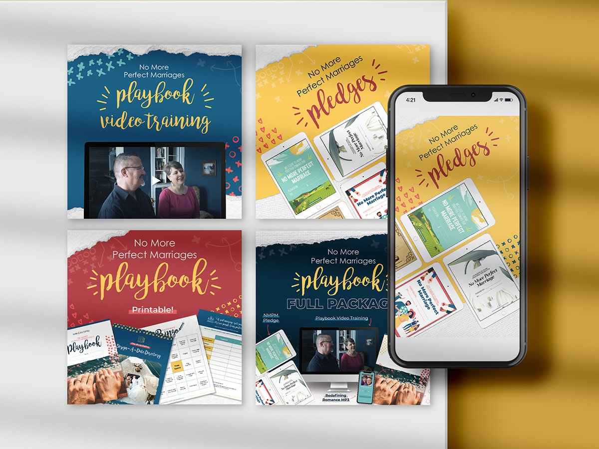 Playbook Social Media Templates